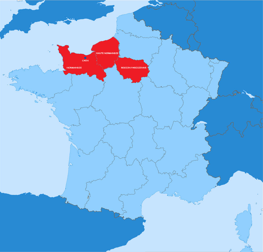 Carte-Basse-Normandie
